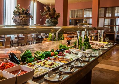 Buffet hotel antequera