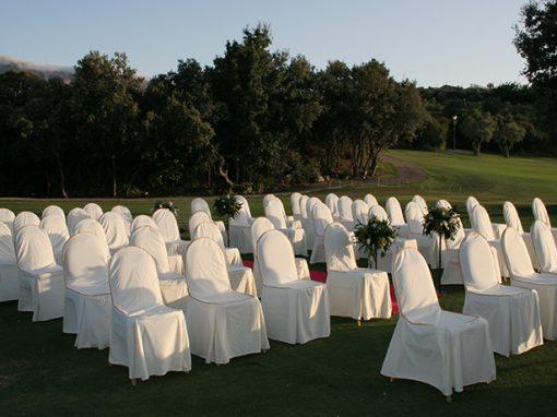 Espacios y Salones Campo Antequera Golf