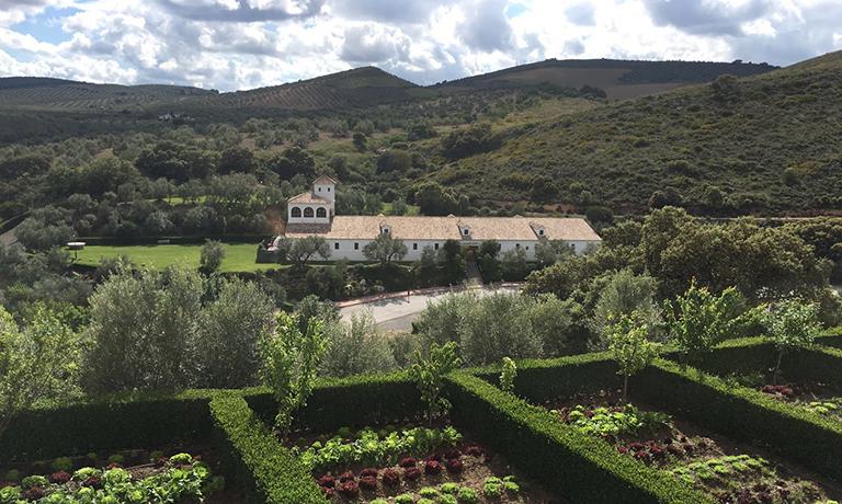 espacios de la hacienda la magdalena