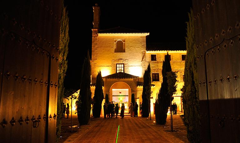 espacios del hotel convento la magdalena
