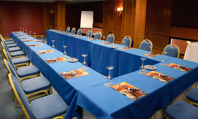 espacios para reuniones de negocios