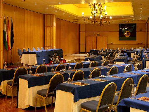 Espacios y Salones Hotel Antequera