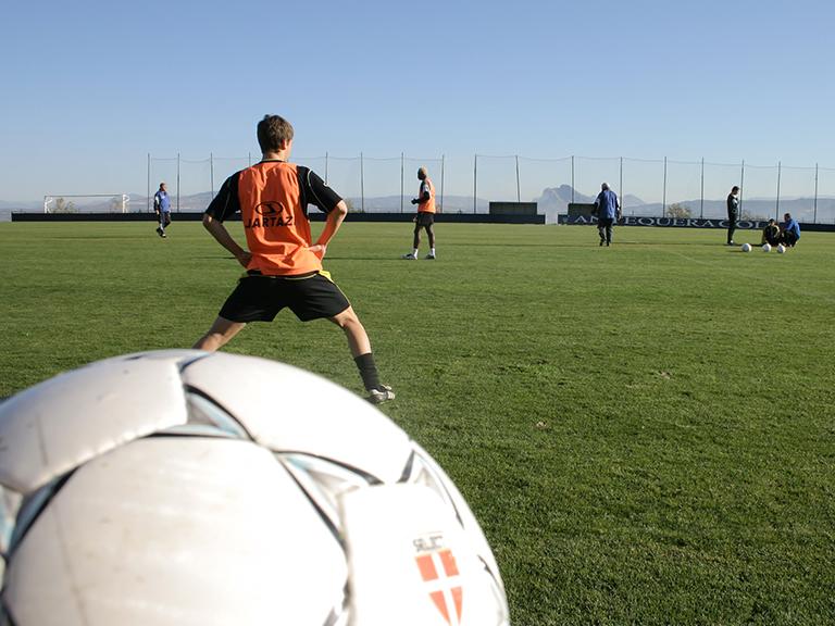 Eventos deportivos de fútbol