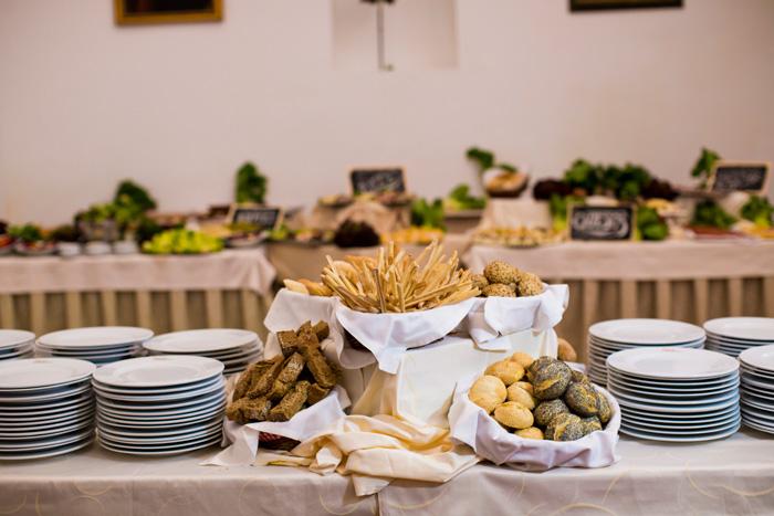 Elige tu menú de boda como un experto