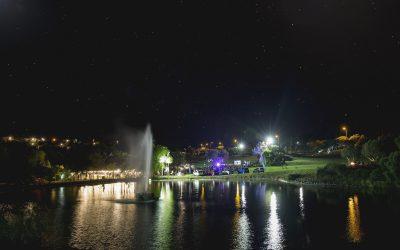 Cerca de 700 personas disfrutaron de San Juan en Luna Green