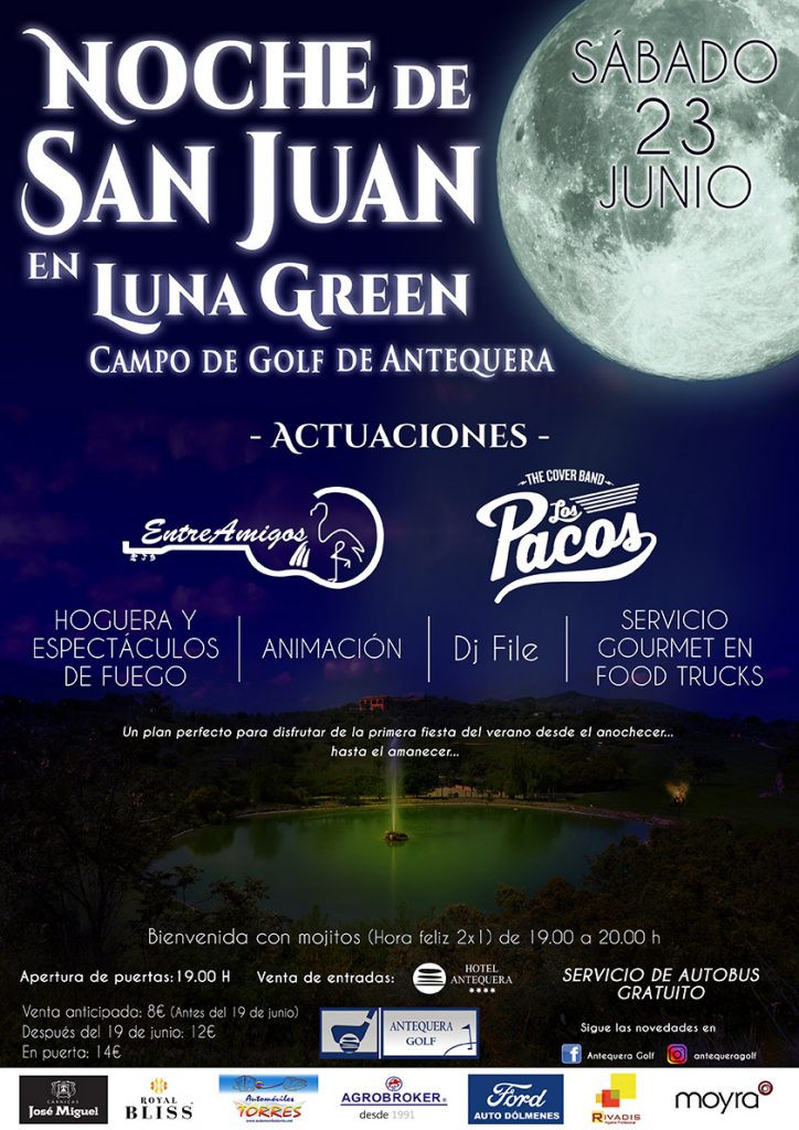 Noche de San Juan ANtequera