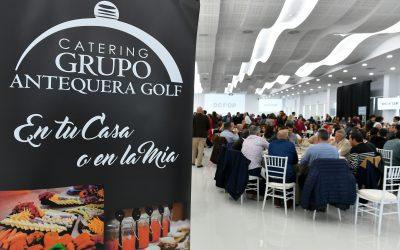 Catering Antequera Golf, alta gastronomía sobre ruedas