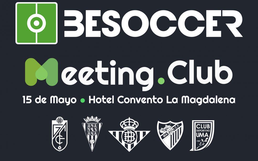 El Grupo Antequera acoge este miércoles 15 de mayo el pionero BeSoccer Meeting Club