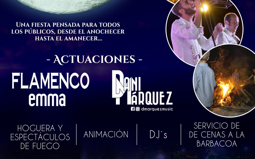 "Fiesta ""Noche de San Juan en Luna Green"""