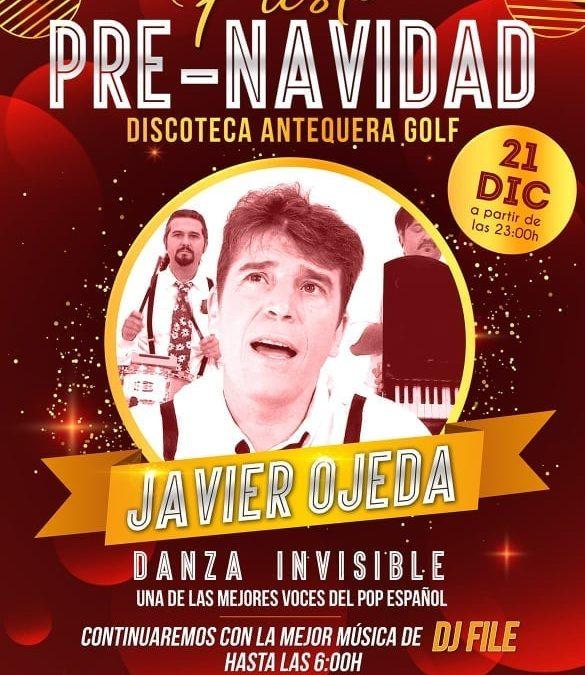 Fiesta Pre Navidad 2019 en el Hotel Antequera