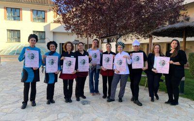 En el Grupo Antequera Golf celebramos el Día de la Mujer con nuestras trabajadoras