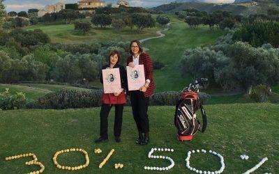 El Grupo Antequera Golf celebra el Día de la Mujer con hasta un 50% de descuento en sus servicios